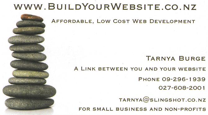 Click here to go to Build Your Website